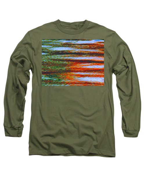 Streaming Rays Of Love Long Sleeve T-Shirt