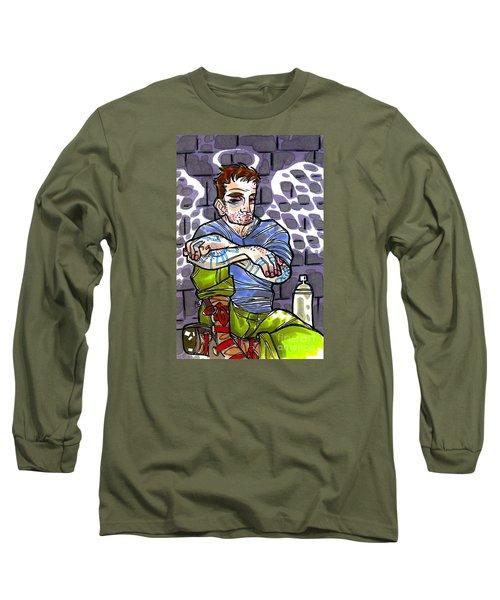 Street Angel Long Sleeve T-Shirt