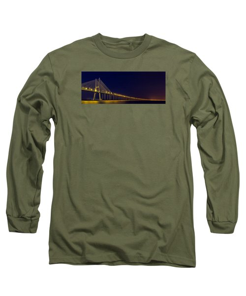 Stretching Into Infinity Long Sleeve T-Shirt