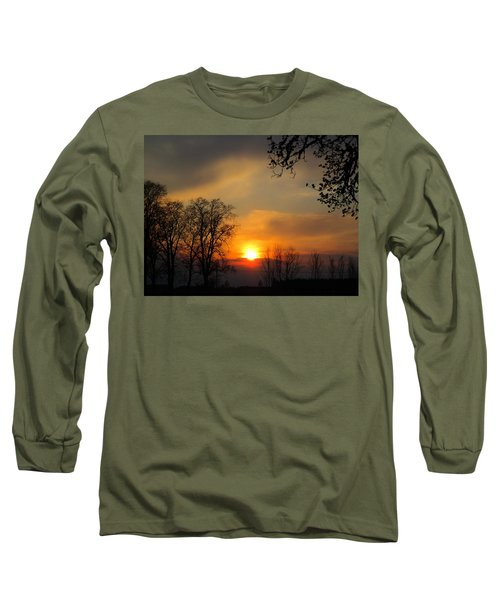 Striking Beauty Long Sleeve T-Shirt