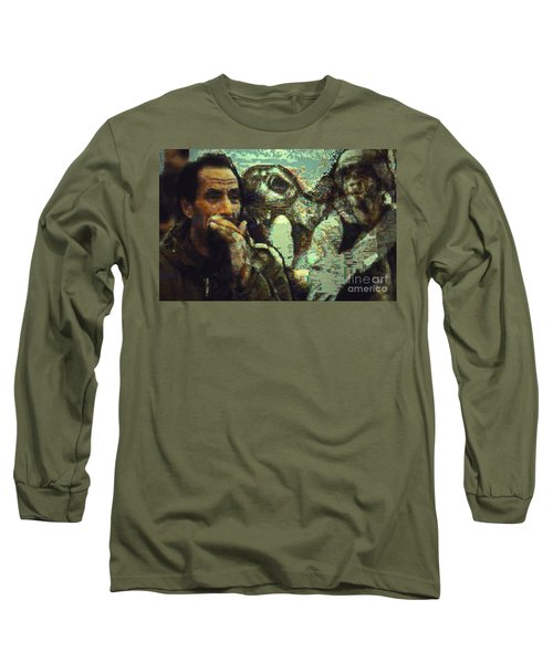 War On Three Long Sleeve T-Shirt