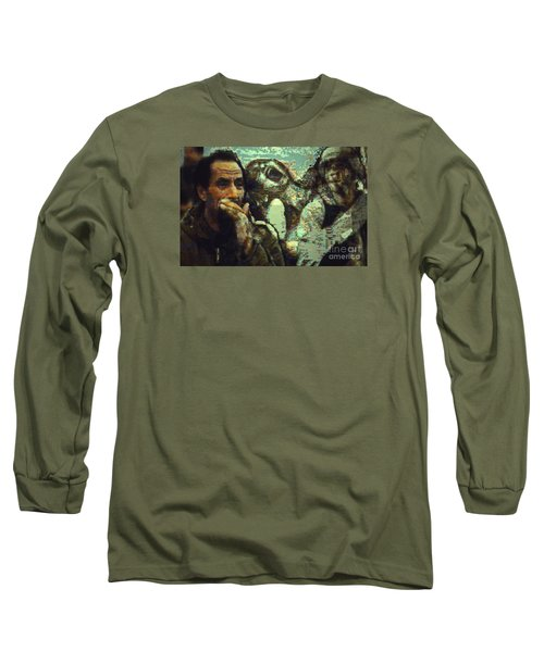 War On Three Long Sleeve T-Shirt