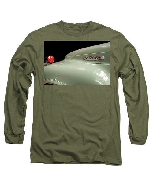 Long Sleeve T-Shirt featuring the photograph Studebaker by Patricia Hofmeester