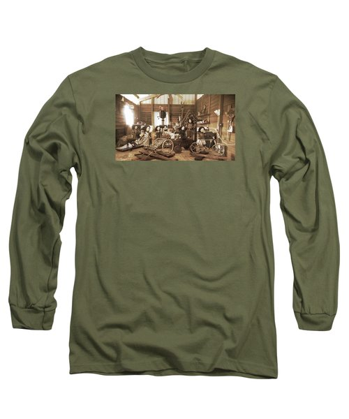 Studio Image Long Sleeve T-Shirt