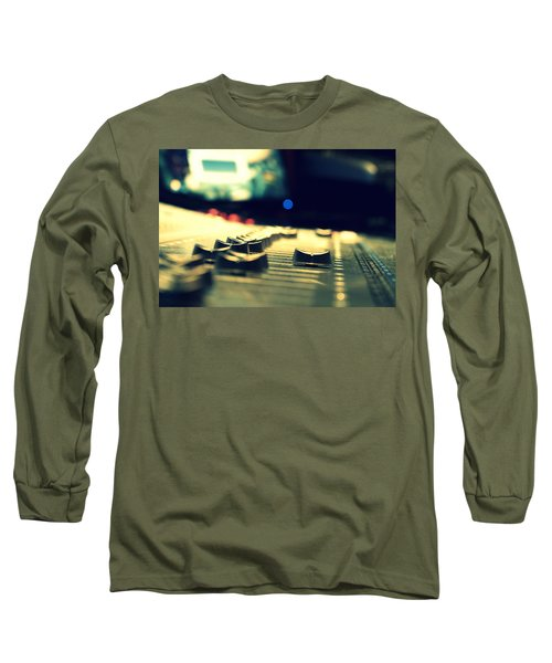 Studio Moments - Faders Long Sleeve T-Shirt