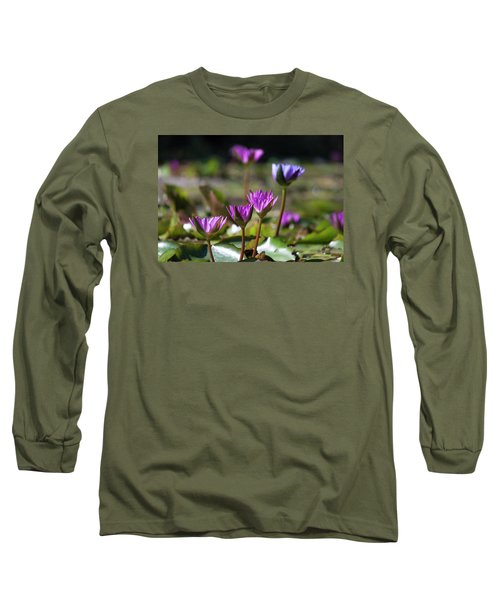 Long Sleeve T-Shirt featuring the photograph Stuff Of Dreams by Suzanne Gaff