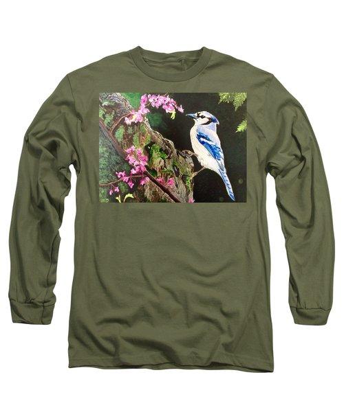 Stump Sitter Long Sleeve T-Shirt