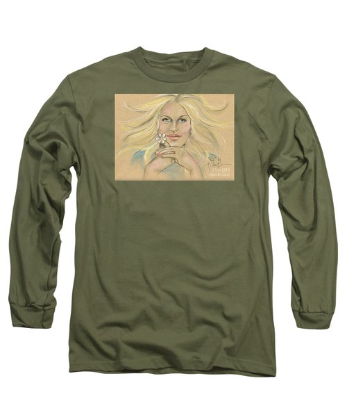 Su Long Sleeve T-Shirt by P J Lewis
