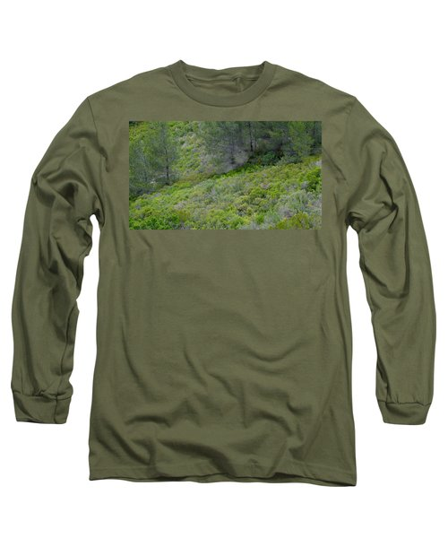 Long Sleeve T-Shirt featuring the photograph Subtle Spring by August Timmermans