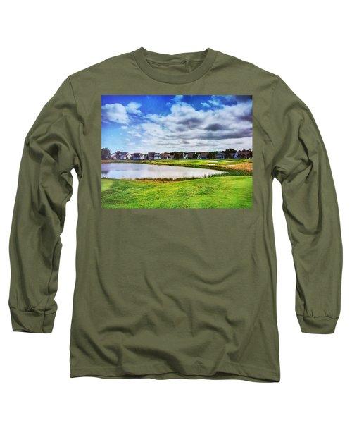Suburbia Long Sleeve T-Shirt
