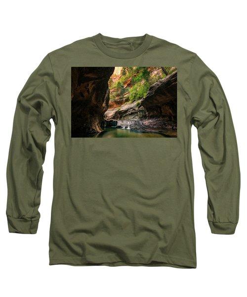 Subway Canyon Long Sleeve T-Shirt