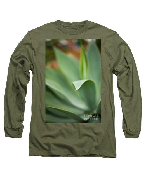 Succulent Curves Long Sleeve T-Shirt