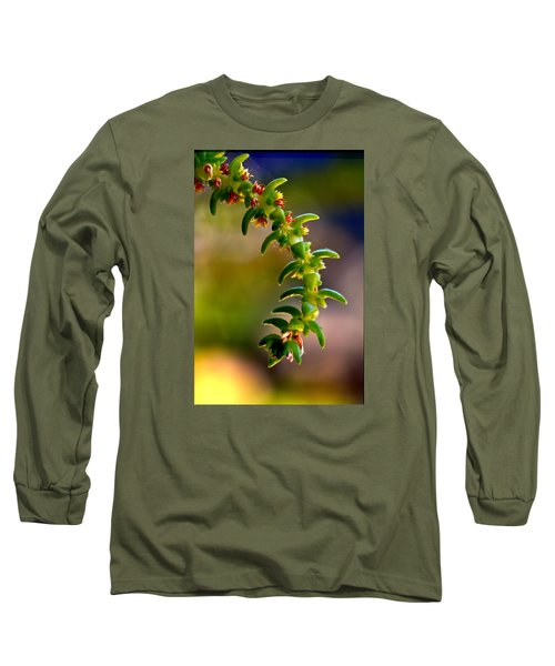 Succulent Hanging Long Sleeve T-Shirt