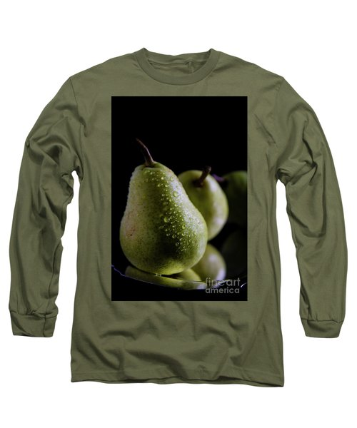 Succulent Pears Long Sleeve T-Shirt