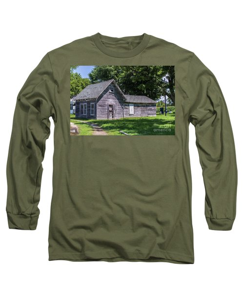 Sullender's Store Long Sleeve T-Shirt by Kathy McClure