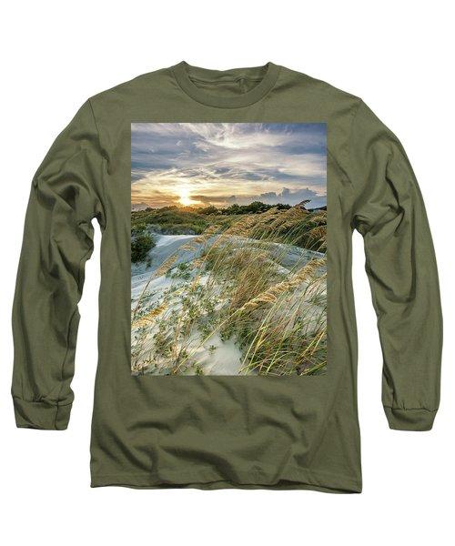 Sullivan's Island Dunes Long Sleeve T-Shirt