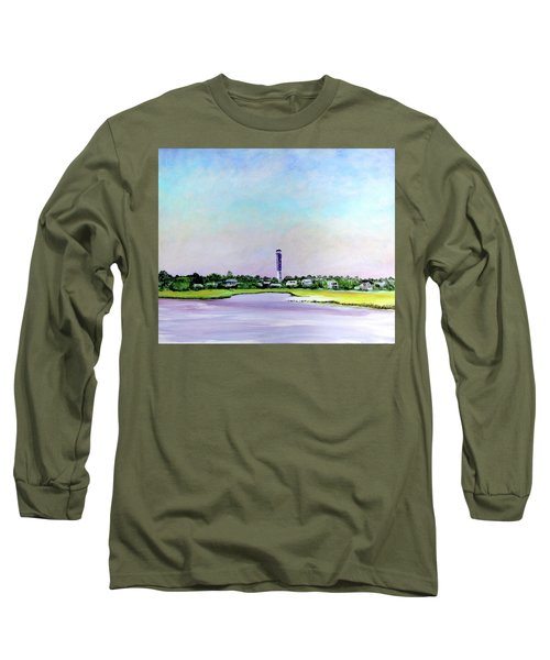 Sullivans Island Lighthouse Long Sleeve T-Shirt