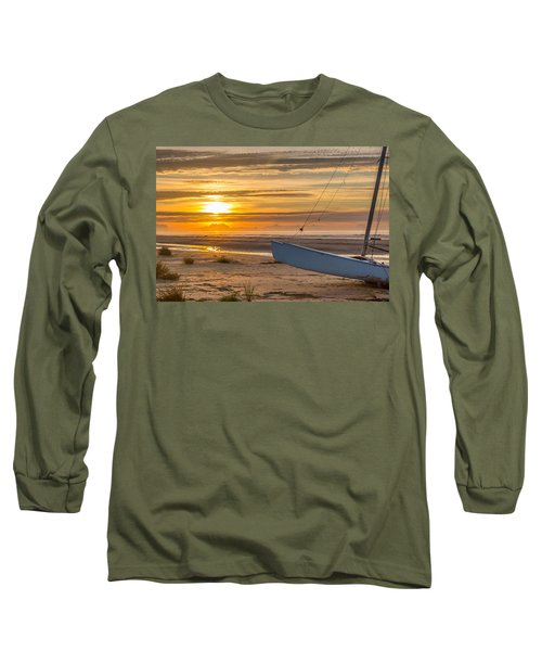 Sullivan's Island Sunrise Long Sleeve T-Shirt