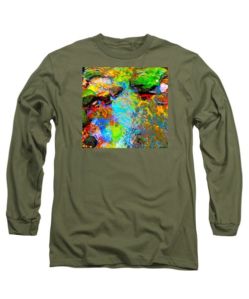 Summer 2015 Mix 3 Long Sleeve T-Shirt by George Ramos