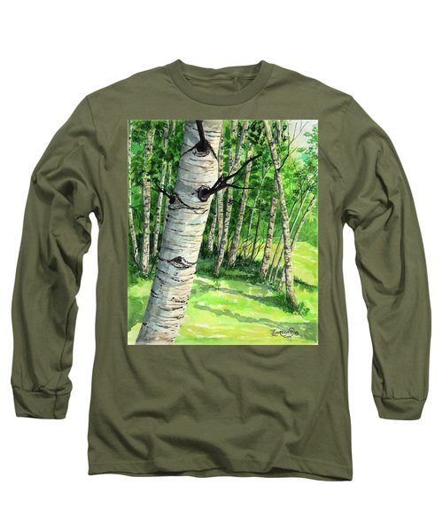 Summer Aspen Long Sleeve T-Shirt