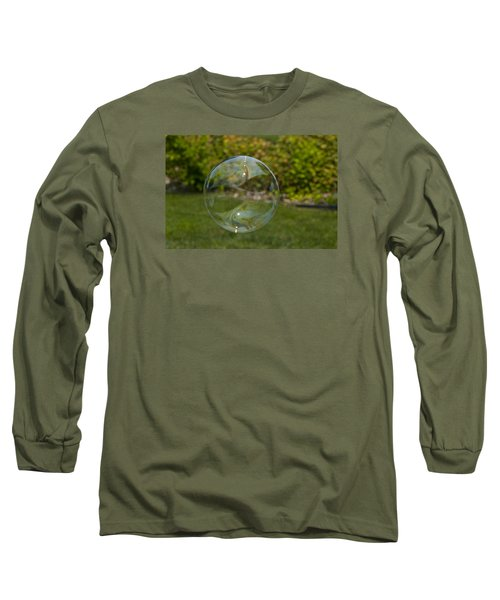Summer Bubble Long Sleeve T-Shirt