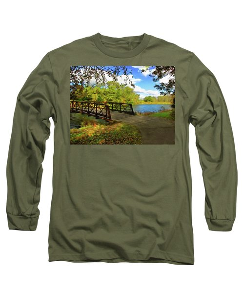 Summer Crossing Long Sleeve T-Shirt