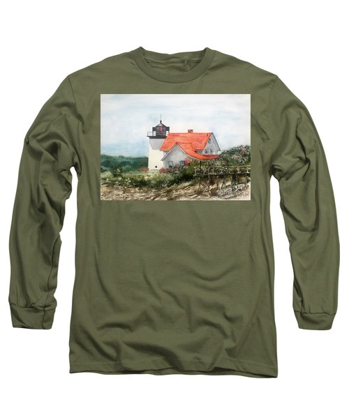 Summer In Maine Long Sleeve T-Shirt