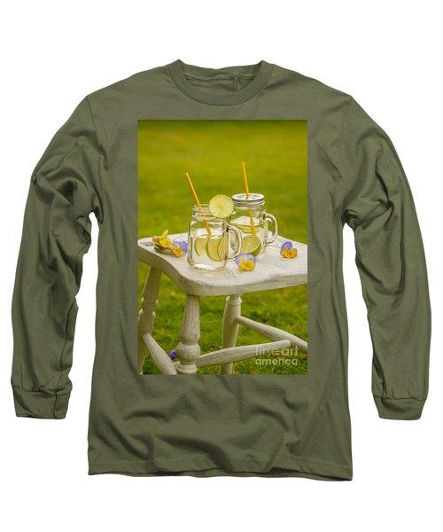 Summer Lemonade Long Sleeve T-Shirt
