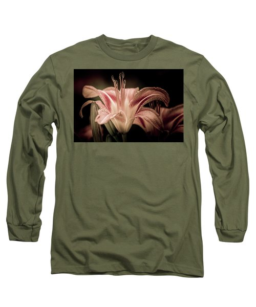 Summer Lily Long Sleeve T-Shirt