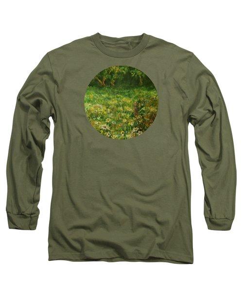 Summer Meadow Long Sleeve T-Shirt