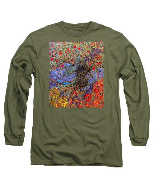 Enchanted Garden Long Sleeve T-Shirt