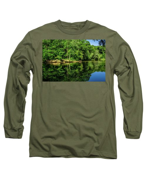 Summer Reflections Long Sleeve T-Shirt