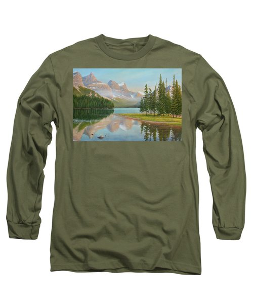 Summer Stillness Long Sleeve T-Shirt