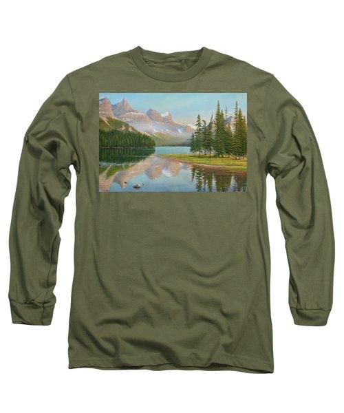 Summer Stillness Long Sleeve T-Shirt
