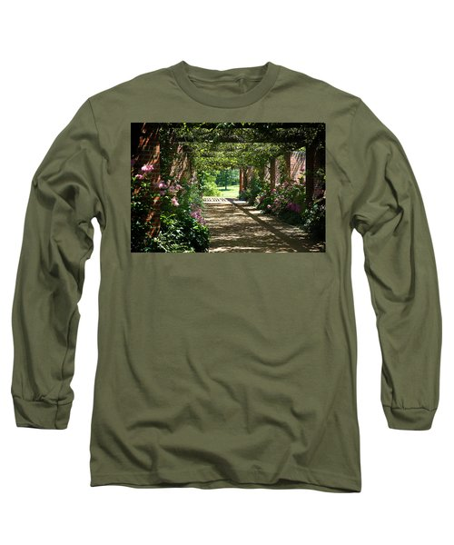 Summer Story Long Sleeve T-Shirt