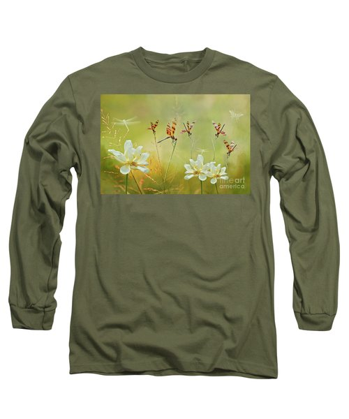 Summer Symphony Long Sleeve T-Shirt