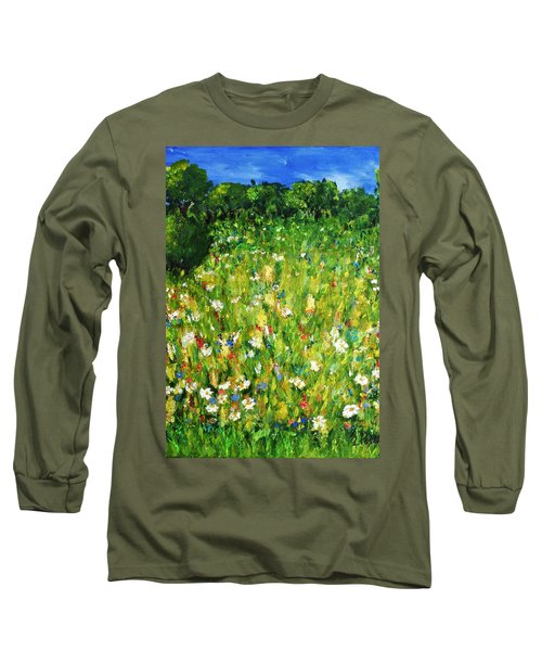 The Glade Long Sleeve T-Shirt