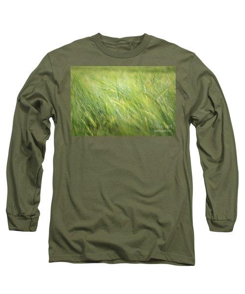 Summergreen Long Sleeve T-Shirt