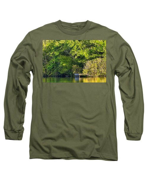 Summertime Long Sleeve T-Shirt by Swank Photography