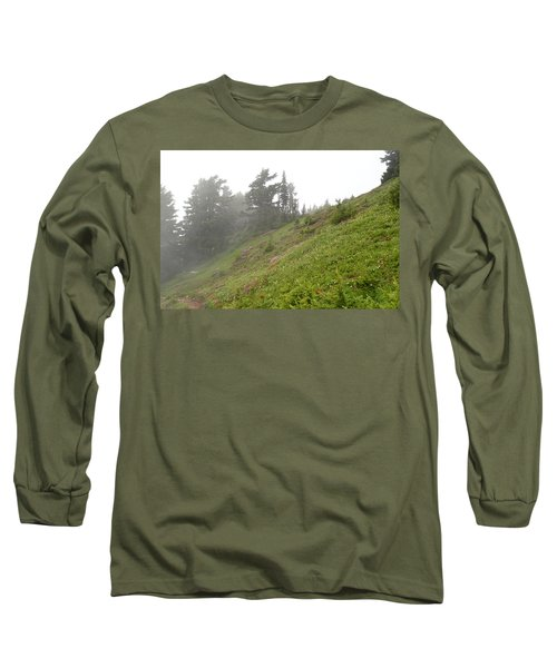 Summit Shroud Long Sleeve T-Shirt