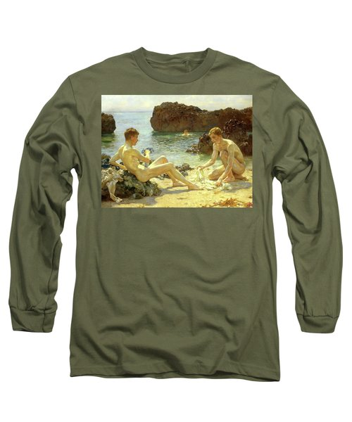 Sun Bathers Long Sleeve T-Shirt