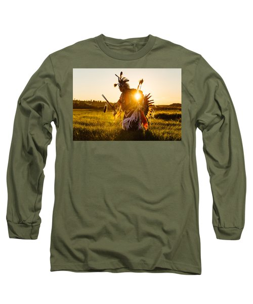 Sun Dance Long Sleeve T-Shirt