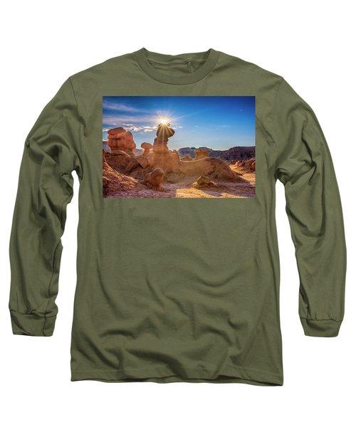 Sun Dog Long Sleeve T-Shirt