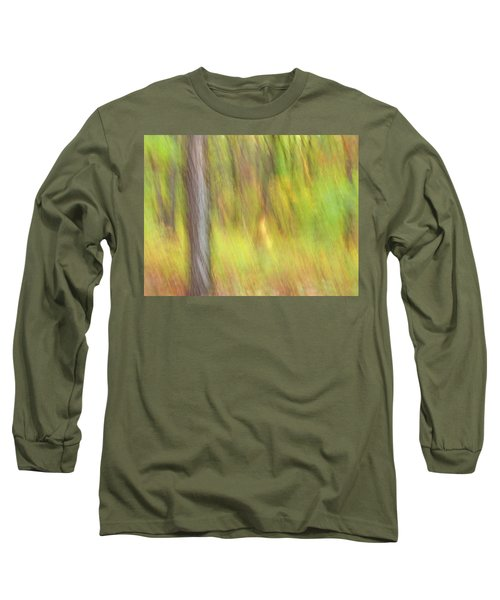 Sun Kissed Tree Long Sleeve T-Shirt
