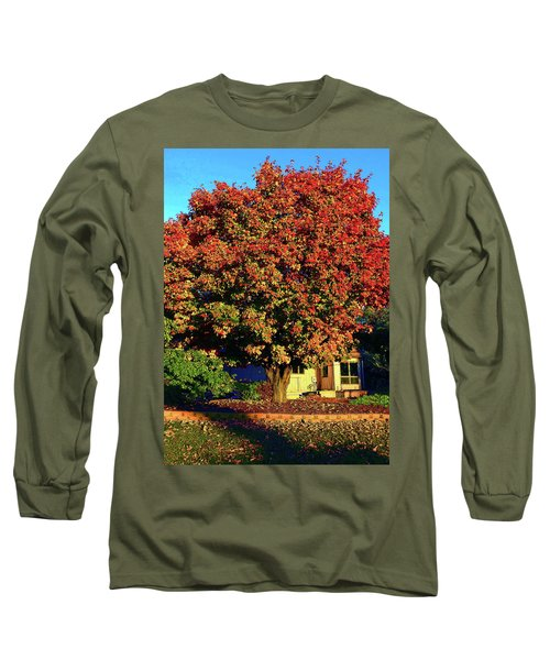 Sun-shining Autumn Long Sleeve T-Shirt