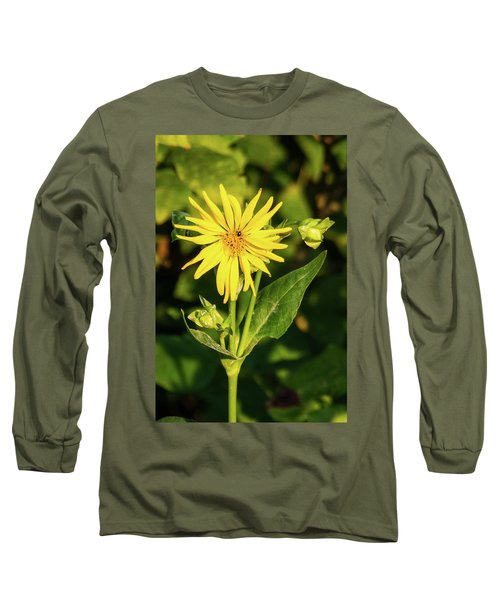 Sunbathing Long Sleeve T-Shirt