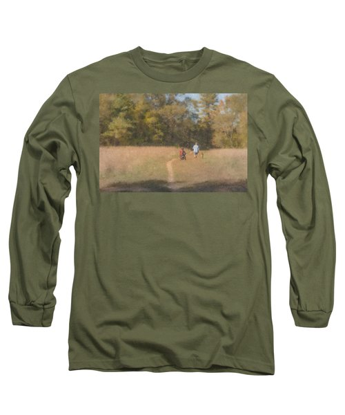 Sunday Afternoon Walk Long Sleeve T-Shirt