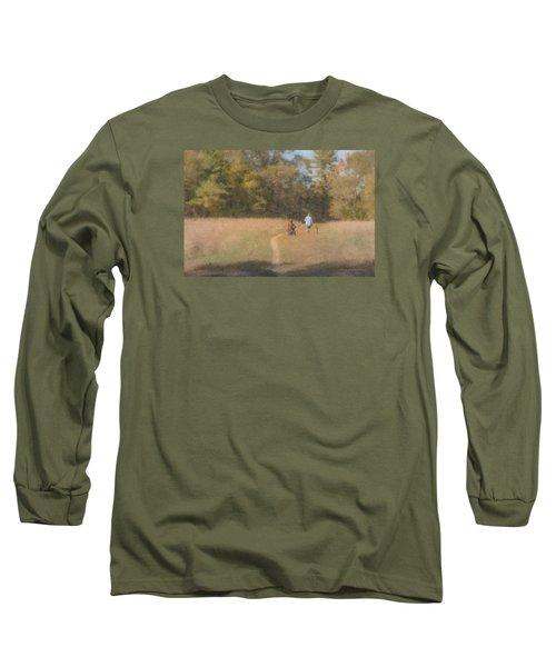 Sunday Afternoon Walk Long Sleeve T-Shirt