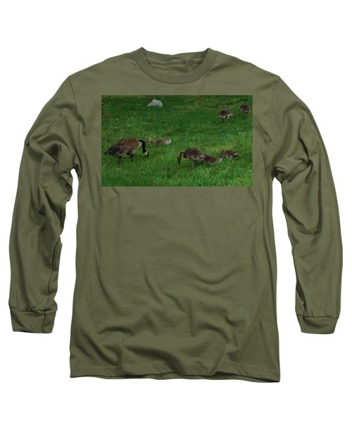 Sunday Brunch Long Sleeve T-Shirt