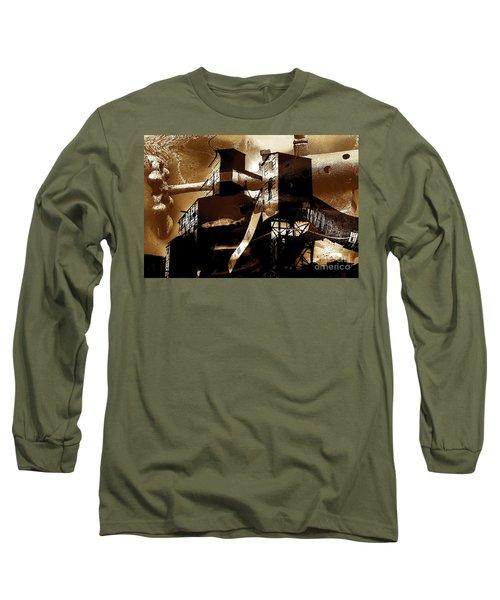 Appalachian Sundown  Long Sleeve T-Shirt